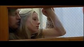 Blond coercive in detention by her teacher (north...