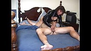 Mistress plans to turn dude on and give him no p...