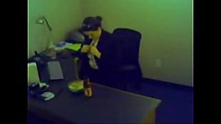 Amateur security cams caught 9