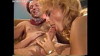 Jeanna nice and nina hartley the one and the other sucking a stud...