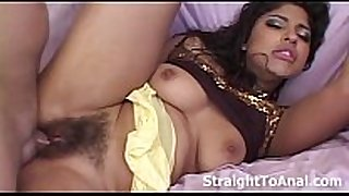Latina laurie vargas shaggy love tunnel anal fuck