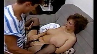 Classic step mom large milk shakes squirt