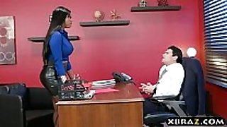 Headhunter is a very persuasive lalin white slut milf wit...