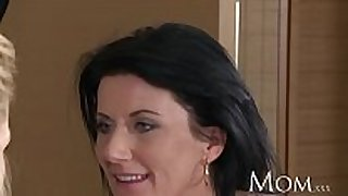 Mom mature olivia brings home a youthful sweetheart fr...